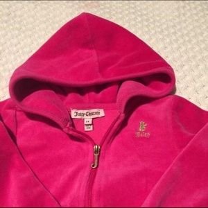 Juicy Couture Matching Sets - Juicy Couture velour sweatsuit💖